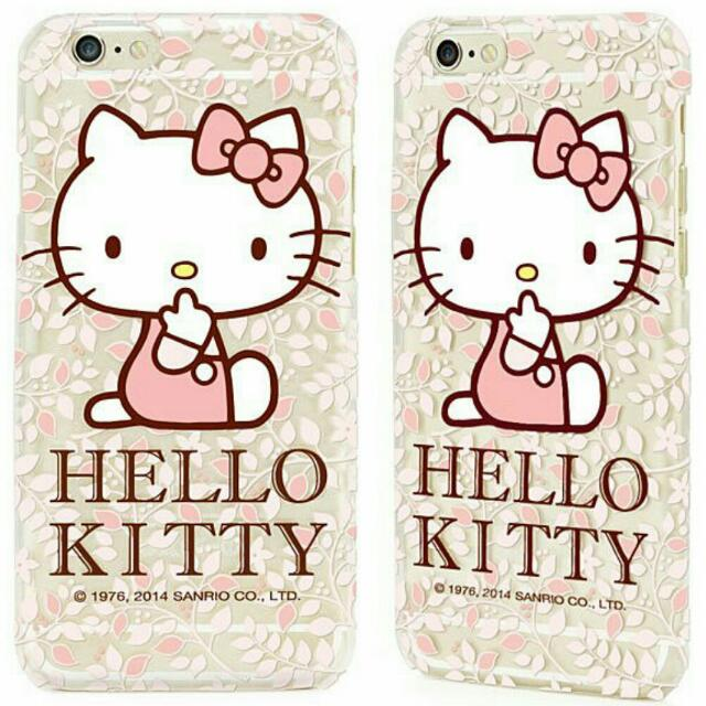 Kitty原廠iPhone6 plus 硬殼