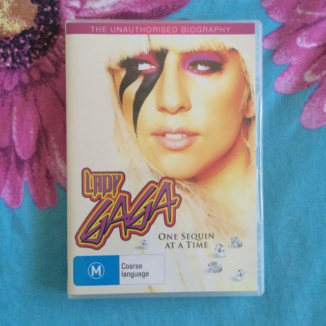 Lady Gaga DVD