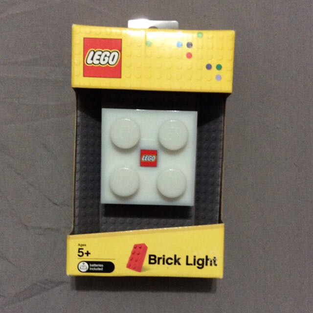 LEGO 樂高 LED造型燈
