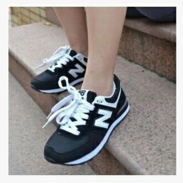 韓版N字鞋