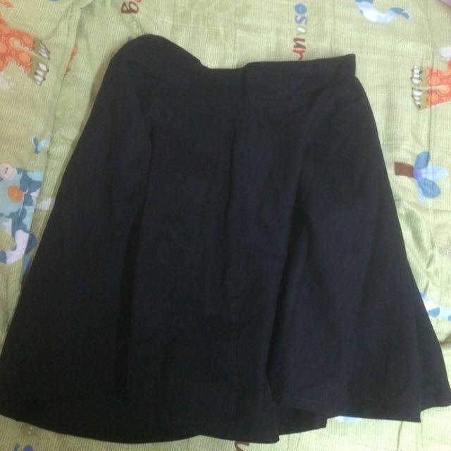 Pazzo 及膝裙 L