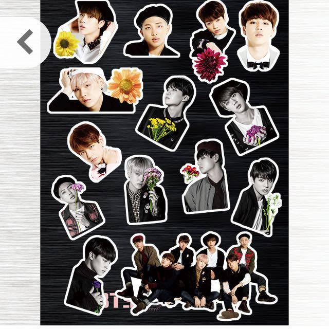 Po Bts I Need U Jap Ver Tumblr Sticker Entertainment