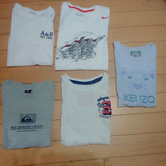 Quiksilver  A F Super Dry 極度乾燥 Nike Kenzo