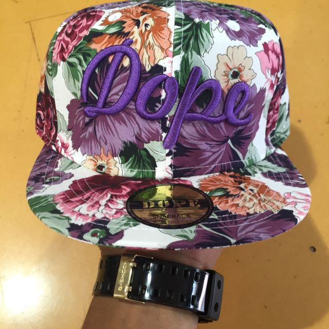 Snap Back New Style DOPE