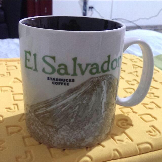 【全新】Starbucks 星巴克城市杯 中美洲薩爾瓦多 El Salvador