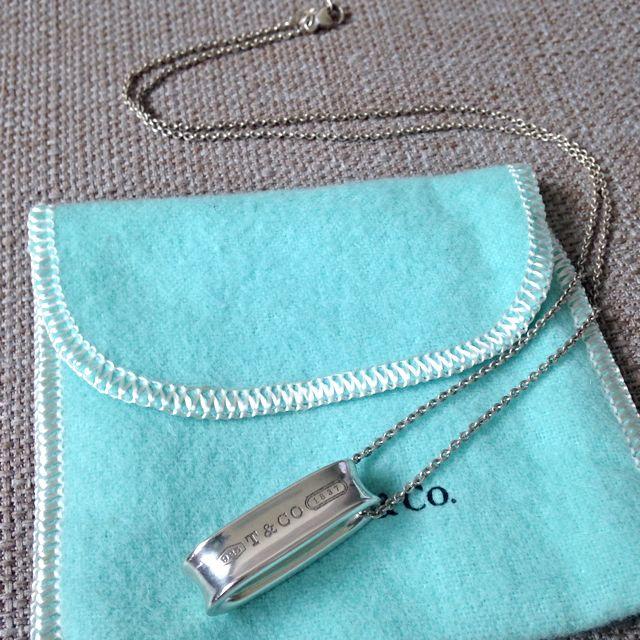 正品二手Tiffany項鍊
