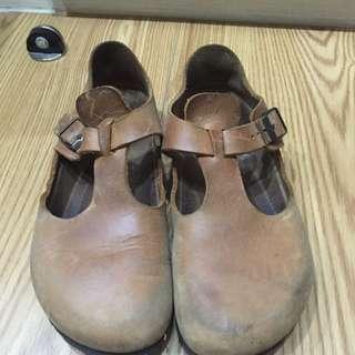 正品伯肯鞋