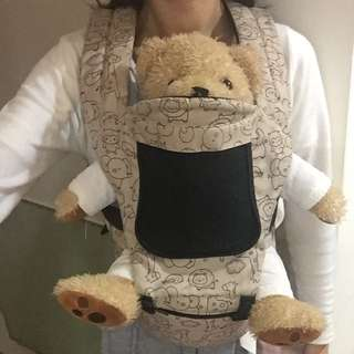 嗨皮熊 腰凳揹巾