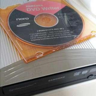 *FREE *Samsung DVD writer