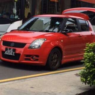 Suzuki Swift Spot For Rent P Plate Welcome Weekend Package