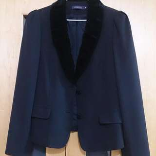 M號黑色外套(呂芳智老師設計款)