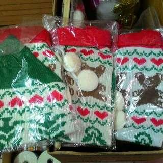 聖誕襪 聖誕帽