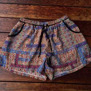 Tempt Boho Shorts