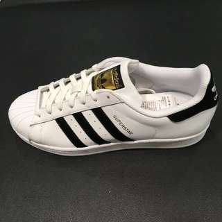 Adidas Superstar II 金標 23.5-29