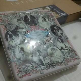 Girls Generation 3rd Full Album The Boys