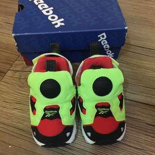 Reebok 寶寶鞋 學步鞋 8cm