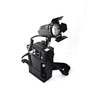 Video Light Portable Powerful With Powerpack