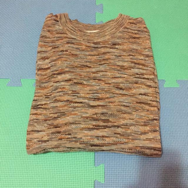 +1元免運費❤️復古風細針織