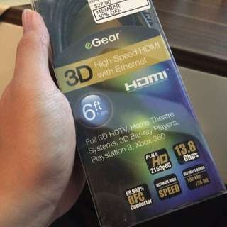 High Speed HDMI with Ethernet