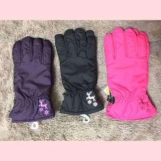 女士防水手套 機車手套 保暖手套