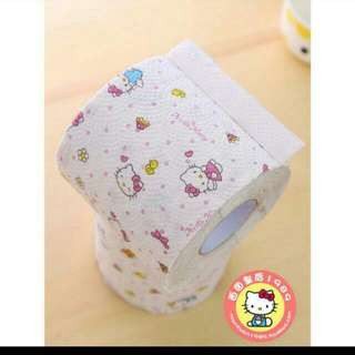Kitty 捲式衛生紙