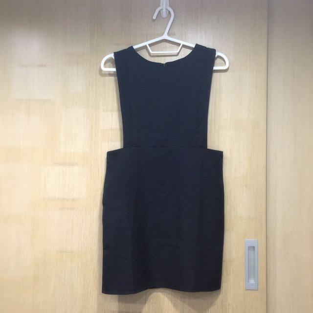 黑背心短裙(含運