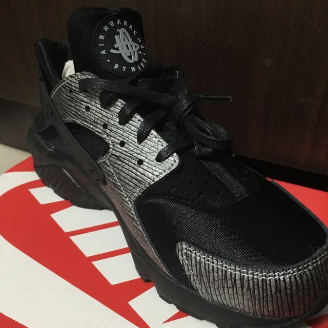 美國帶回 (降價)已絕版 全新正版 Nike huarache Premium 武士鞋