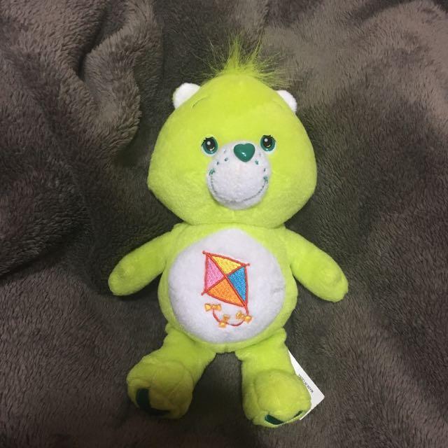 正版 Care Bears 彩虹熊 愛心熊 布娃娃 玩偶 安撫娃娃 復古 玩具 Mavis瑪菲絲最愛