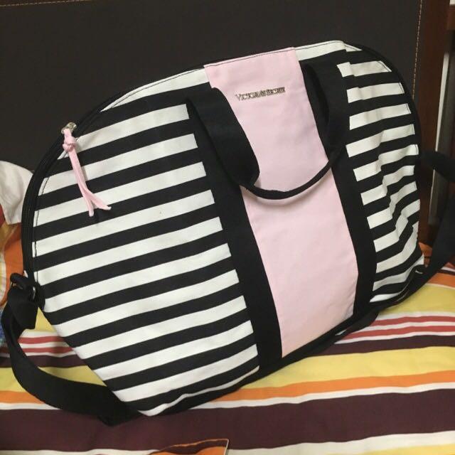 美國帶回 Victoria's Secret 兩背式超大容量旅行包