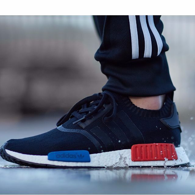 finest selection 1dc57 1fcec netherlands adidas nmd runner red blue c726c 150a2
