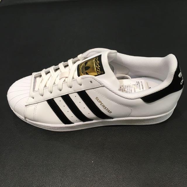 Adidas Superstar II 金標 23.5-29