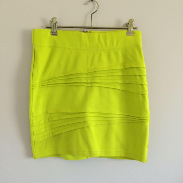 Bardot Pencil Skirt
