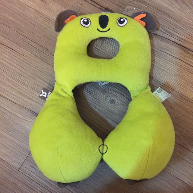 Benbat兒童護頸枕 專櫃正品