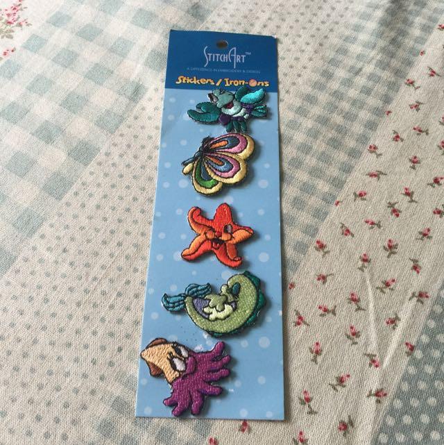 BN Stitch Art (sea Aquarium Series)