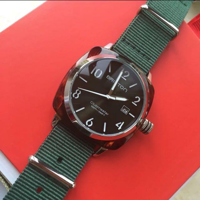 Briston 手錶