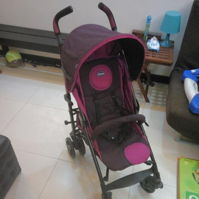 Chicco Liteway Baby Stroller Babies Kids On Carousell