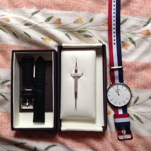 降價DW手錶(含運)