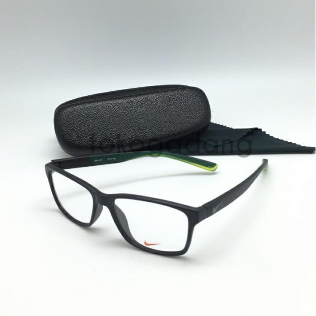 81b72be95f Kacamata Baca Nike NK7091 Black-Green