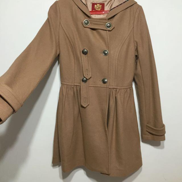 專櫃品牌Knight Bridge🇬🇧女生長版大衣