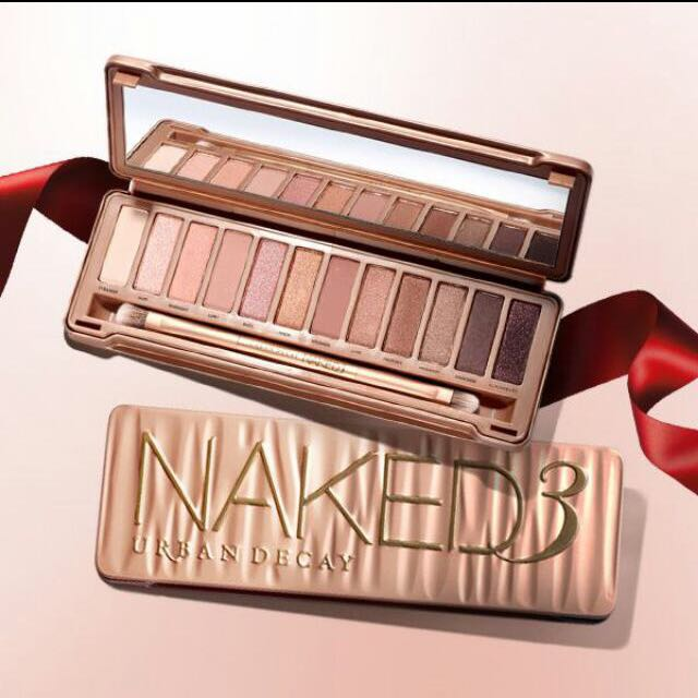Naked 3 眼影盤