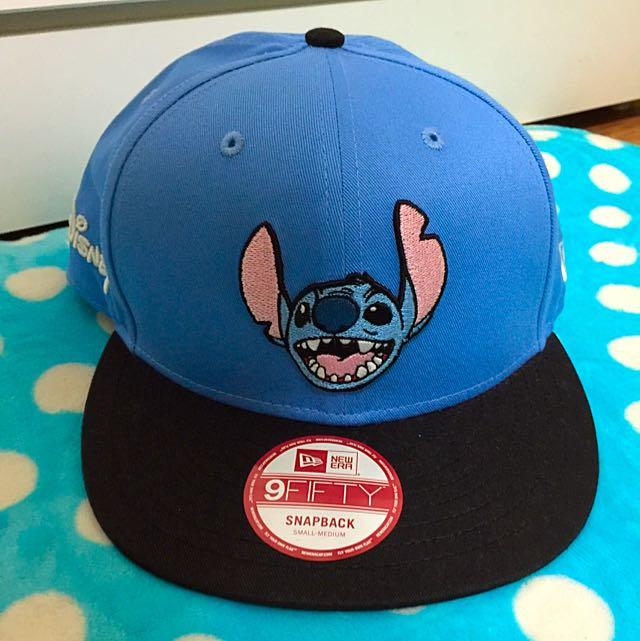 New Era X Disney Stitch 帽