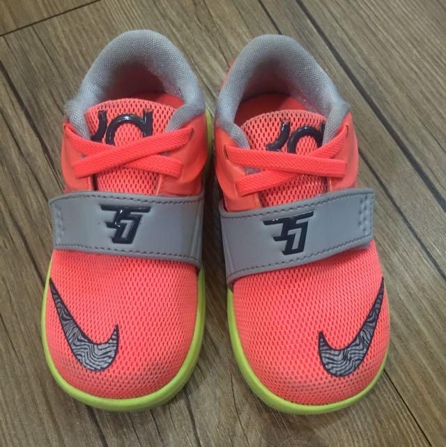 Nike KD運動鞋 寶寶鞋12公分