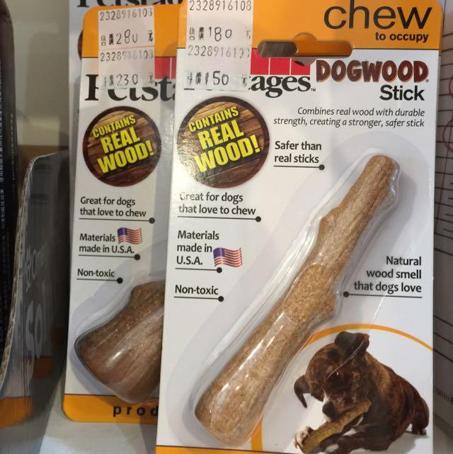 Petstages寵物玩具(耐咬史迪克系列DOGWOOD)