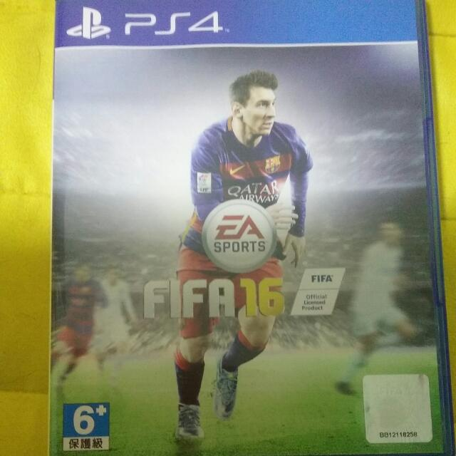 PS4 Fifa 16 (Reserved)