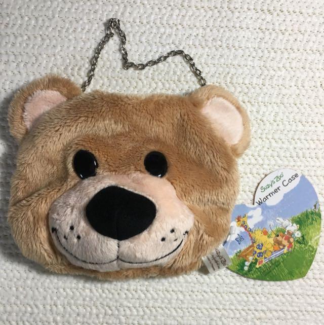 日本梨花熊suzy's Zoo 零錢包