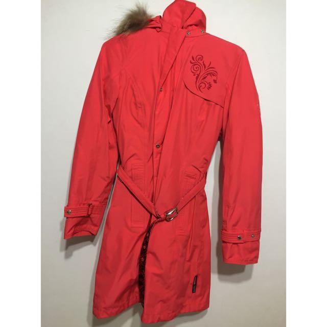 Traveler🏕Gortex材質 防風防水超保暖風衣/大衣