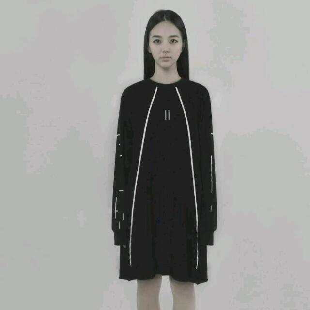 Yuan li長版t