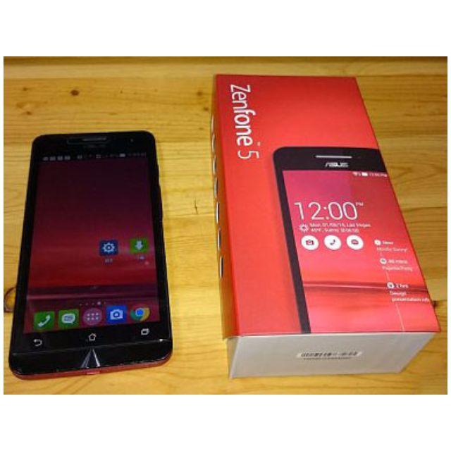 【二手】Zenfone5 紅色 RAM 2G 16g