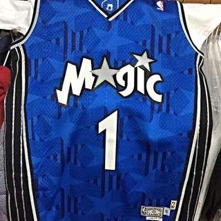 NBA 魔術隊 McGRADY復古版球衣