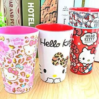HELLO KITTY多用途水杯牛奶杯
